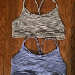 Pair!! : Lululemon Flow Y Sports Bras Size 6